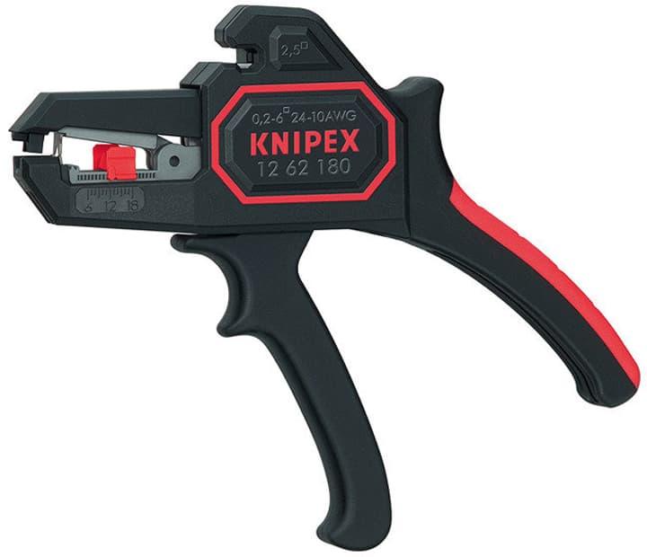 Pinza spelafili auto 1262 180mm Knipex 602791400000 N. figura 1