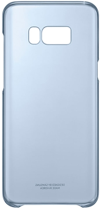 Clear Cover bleu Coque Samsung 785300140426 Photo no. 1
