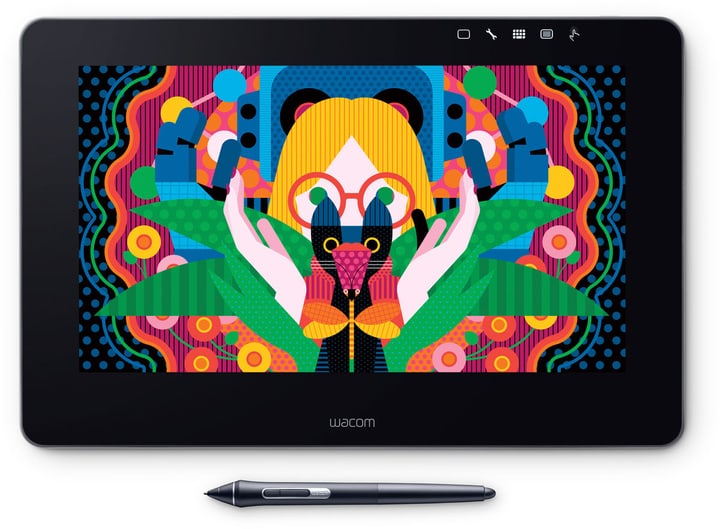 "Cintiq Pro 13 FHD 13.3"" Tablette graphique Wacom 785300138219 Photo no. 1"
