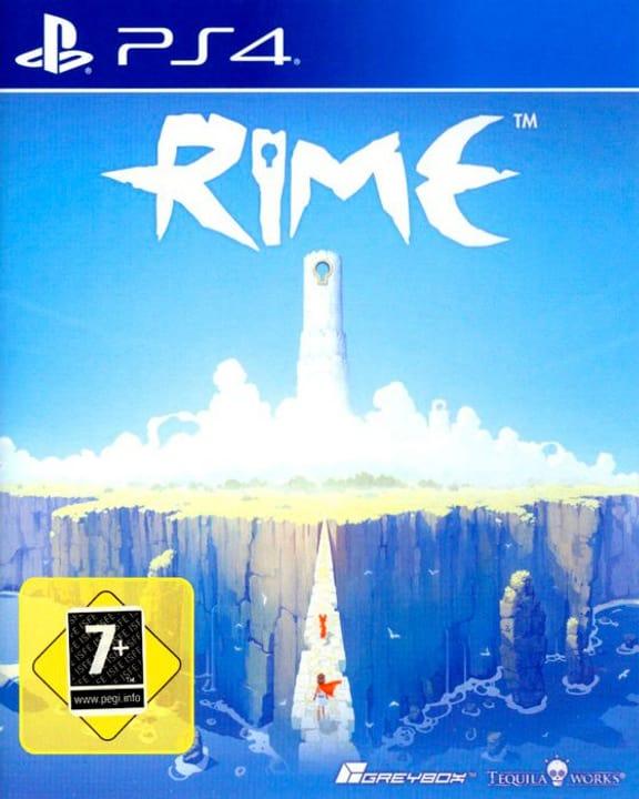 PS4 - RiME D Physisch (Box) 785300132914 Bild Nr. 1
