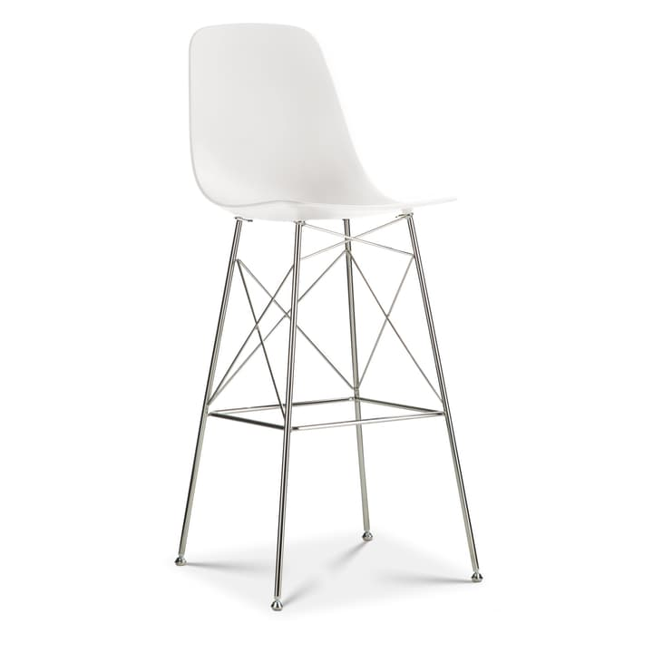 SEDIA Tabouret de bar 366189000000 Couleur Blanc Dimensions L: 47.0 cm x P: 48.0 cm x H: 119.0 cm Photo no. 1