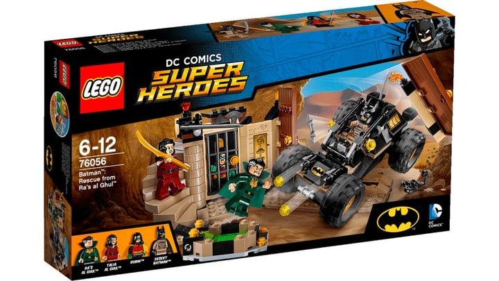LEGO DC Comics Super Heroes Batman: Ra's al Ghuls Rache 76056 785300128068 Bild Nr. 1