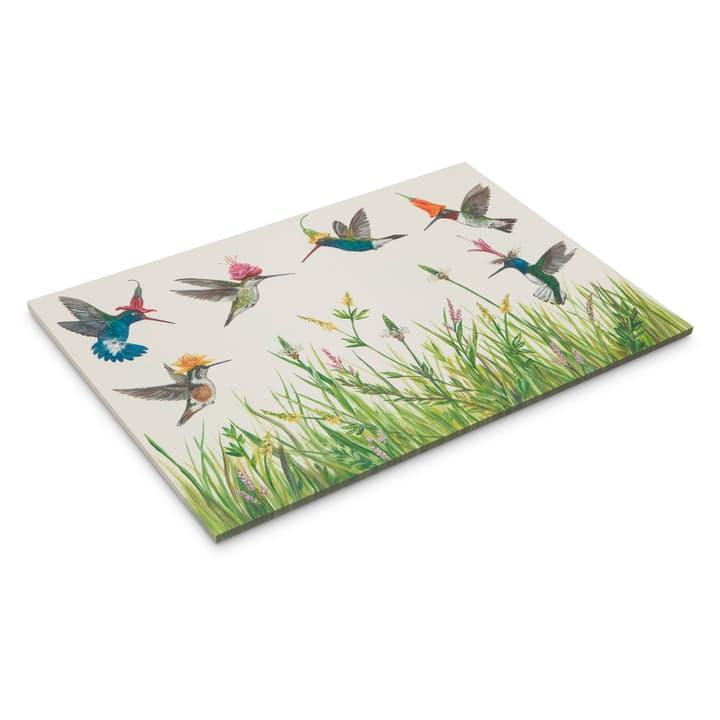 HUMMINGBIRDS Set de table en papier 378086600000 Photo no. 1