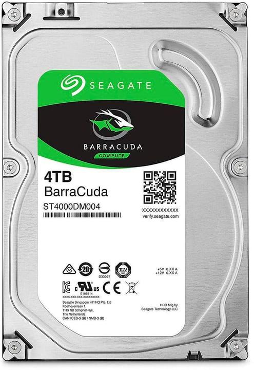 """BarraCuda SATA 3.5"""" 4 TB Disque Dur Interne HDD Seagate 785300145860 Photo no. 1"""