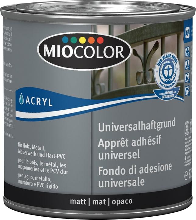 Acryl Universalhaftgrund Miocolor 660561900000 Farbe Weiss Inhalt 375.0 ml