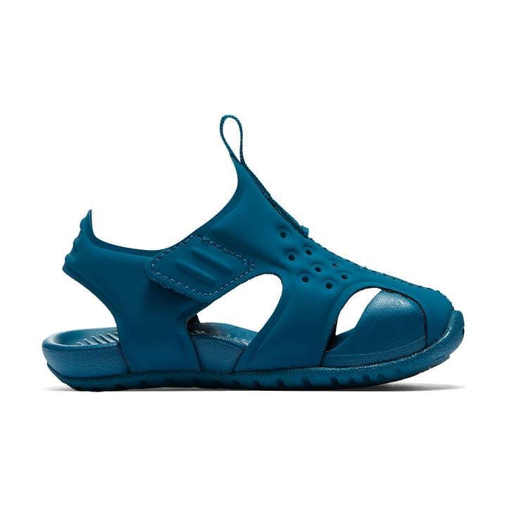 Sunray Protect Sandales pour enfant Nike 460664327040 Couleur bleu Taille 27 Photo no. 1