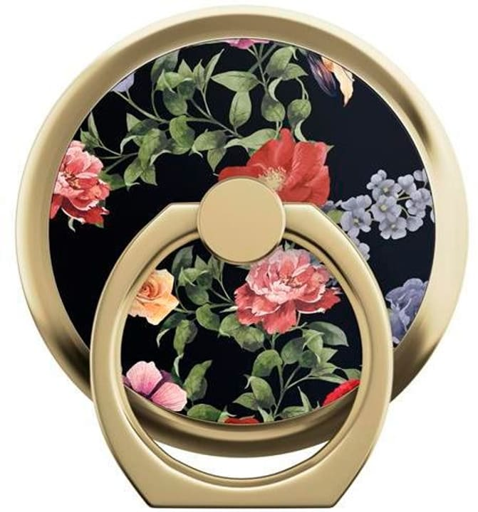 Selfie-Ring Ring Dark Floral Supporto iDeal of Sweden 785300148856 N. figura 1