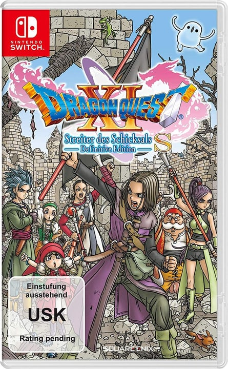 NSW - Dragon Quest XI S: Streit des Schicksals Definitive Edition Box 785300145473 Langue Allemand Plate-forme Nintendo Switch Photo no. 1