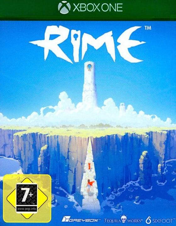 Xbox One - RiME D Box 785300132915 Bild Nr. 1