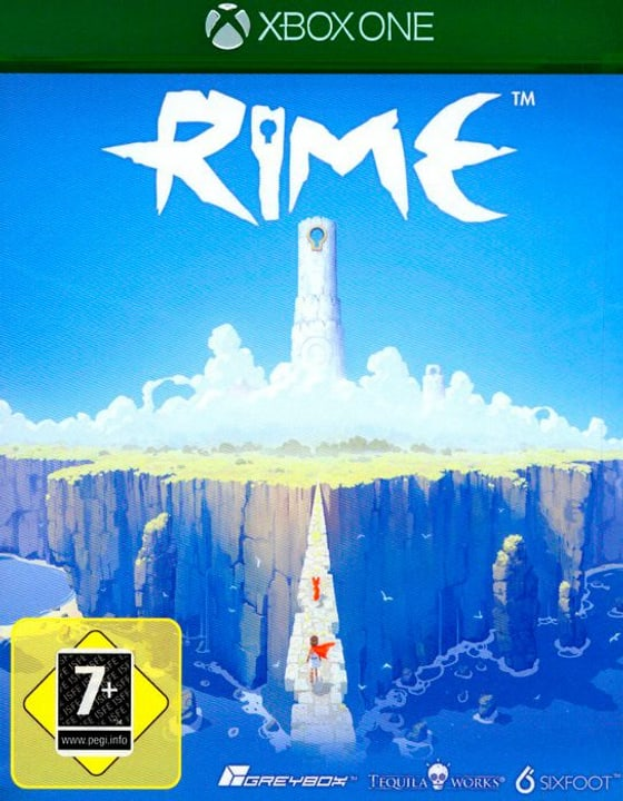 Xbox One - RiME D Physisch (Box) 785300132915 Bild Nr. 1