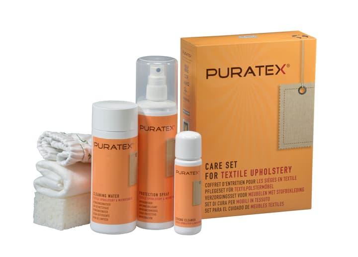 PURATEX Textilpflegeset für Naturfasern und Mischgewebe 405720100000 Bild Nr. 1