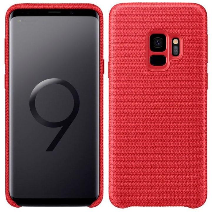 EF-GG960F HyperKnit Cover rouge Mobiltelefon Zubehör Samsung 785300133630 Photo no. 1