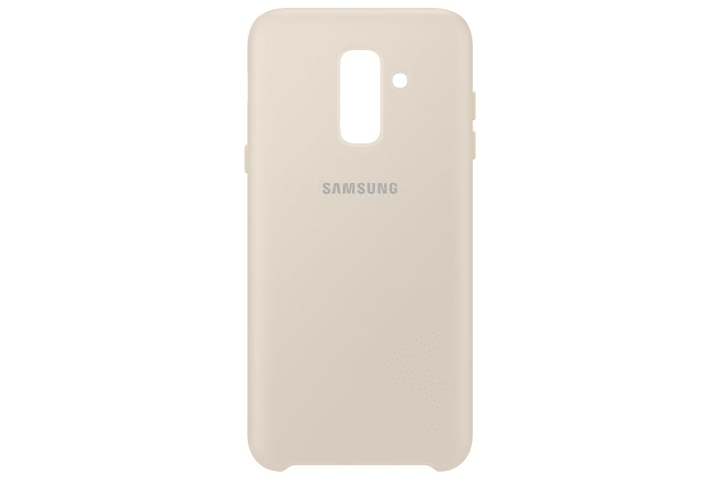 Dual Layer Cover gold Hülle Samsung 785300136028 Bild Nr. 1