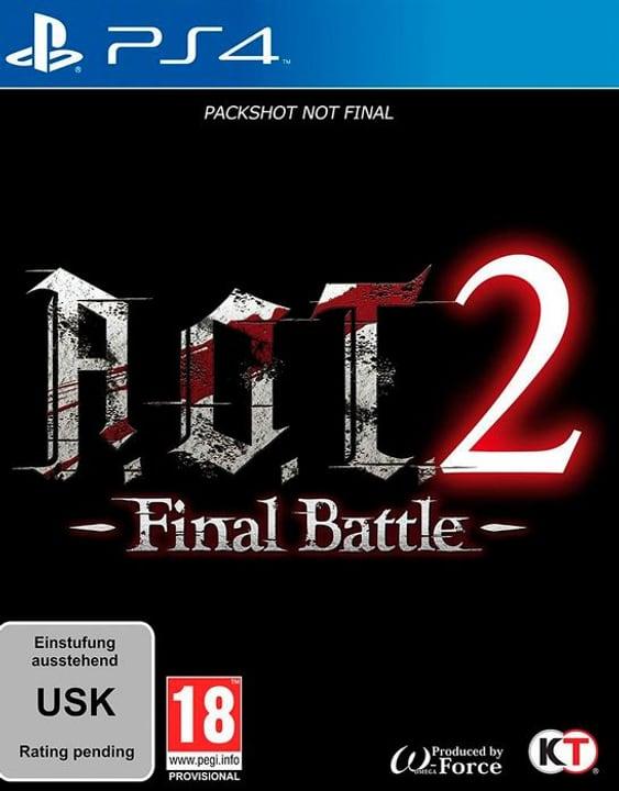 PS4 - A.O.T. 2: Final Battle I Box 785300145055 Photo no. 1