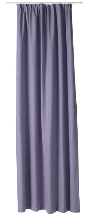 PIETRO Rideau prêt à poser nuit 430266821891 Couleur Lilas Dimensions L: 145.0 cm x H: 270.0 cm Photo no. 1