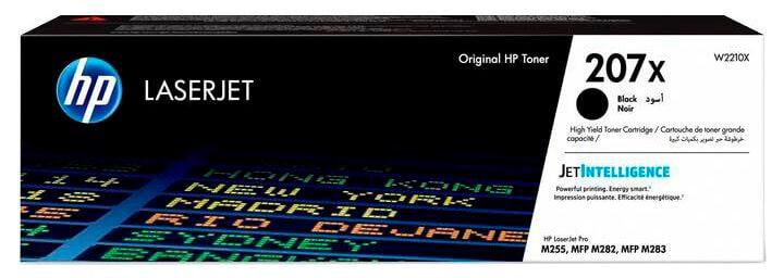 Toner 207X black Toner HP 798285900000 Bild Nr. 1