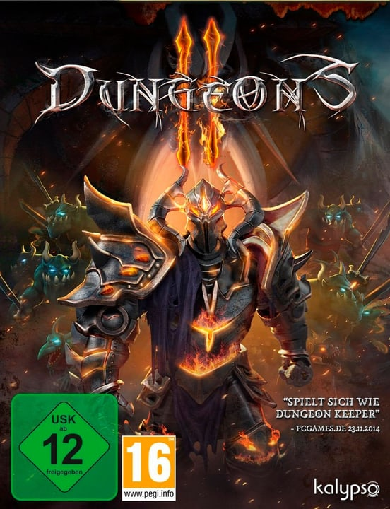 PC/Mac - Dungeons 2 Digitale (ESD) 785300133700 N. figura 1