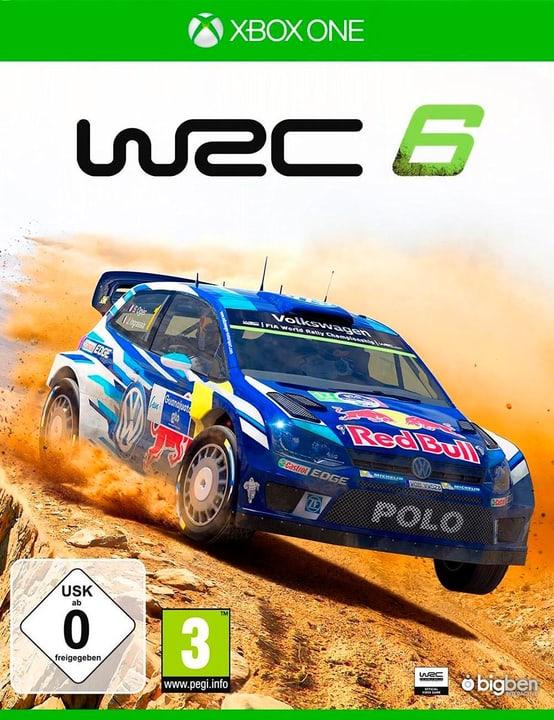 Xbox One - WRC 6 785300121407 Photo no. 1