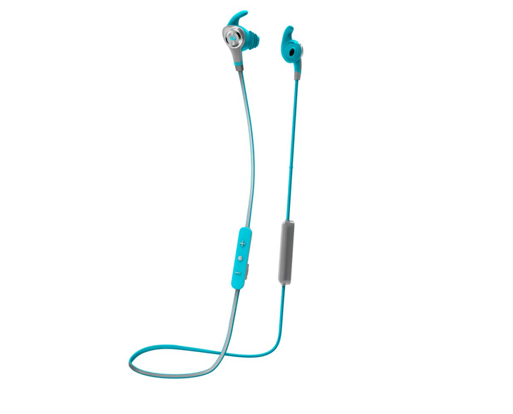 iSports Insensity Cuffie bleu Casque In-Ear Monster 772778100000 Photo no. 1