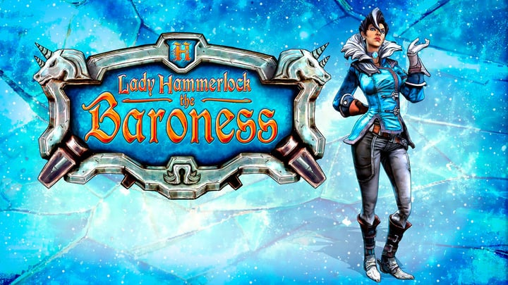 PC Borderlands The Pre-Sequel: Lady Hamm Digitale (ESD) 785300133406 N. figura 1