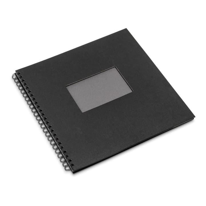 EDINA Album photo 386301400000 Couleur Noir Dimensions L: 32.0 cm x P: 2.3 cm x H: 32.0 cm Photo no. 1