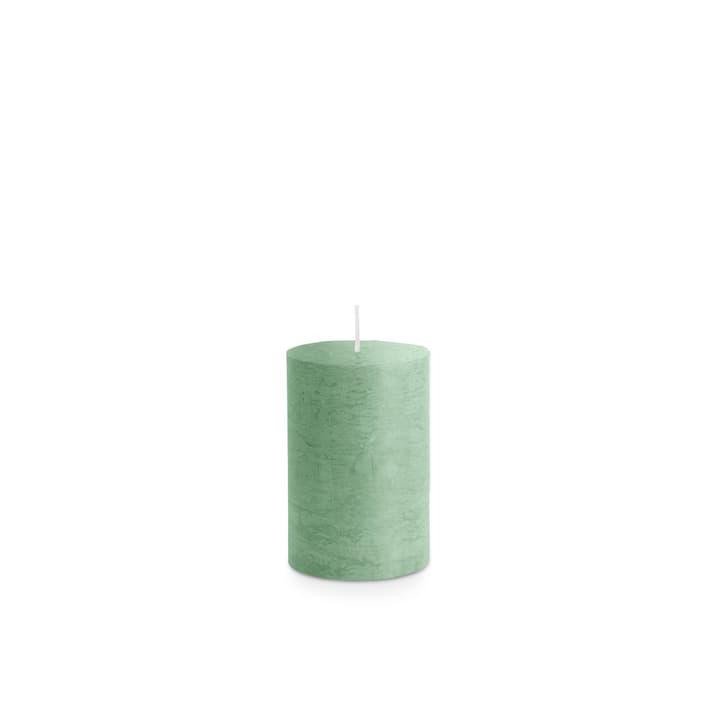RUSTIC Kerze 396011700000 Farbe Hellgrün Grösse B: 7.0 cm x T: 7.0 cm x H: 10.0 cm Bild Nr. 1