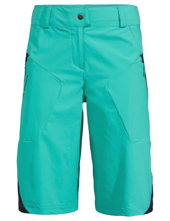Altissimo Pantaloncino da ciclismo da donna Vaude 461386903844 Colore turchese Taglie 38 N. figura 1