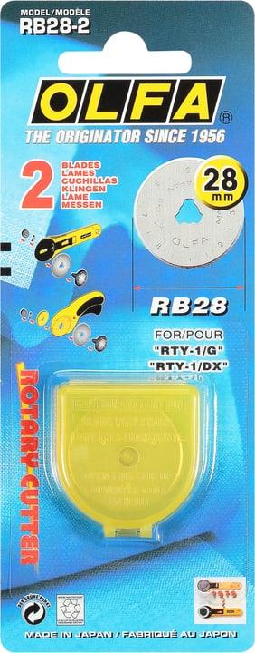 lames RB28-2 OLFA 602763600000 Photo no. 1