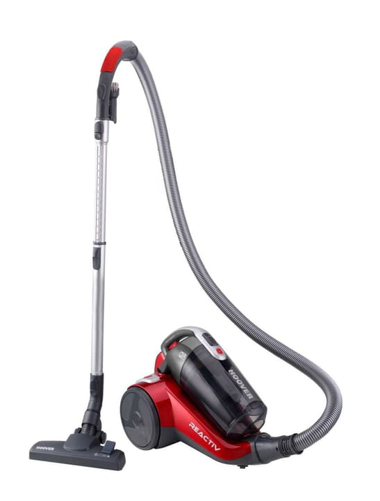 REACTIV Aspirateur traîneau sans sac rouge - gris Hoover 785300124726 Photo no. 1