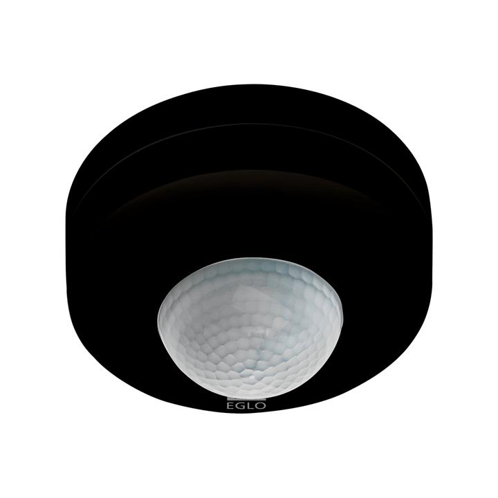 Sensor Detect ME 6 360° Schwarz Bewegungsmelder Eglo 612247400000 Bild Nr. 1