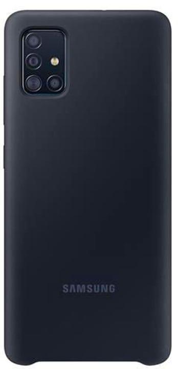 Silicone Cover black Coque Samsung 794651400000 Photo no. 1