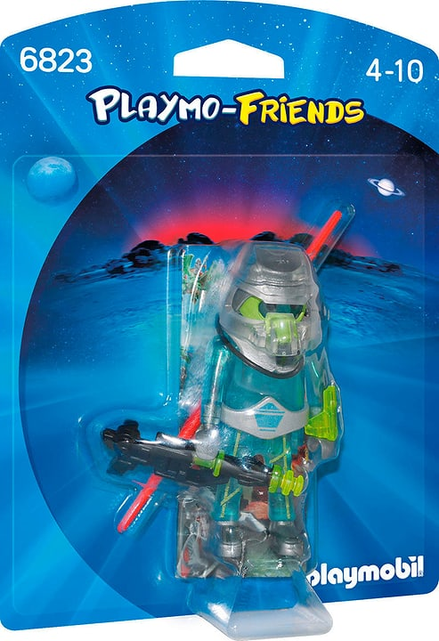 PLAYMOBIL Playmo-Friends Guerrier de l'espace 6823 746059300000 N. figura 1