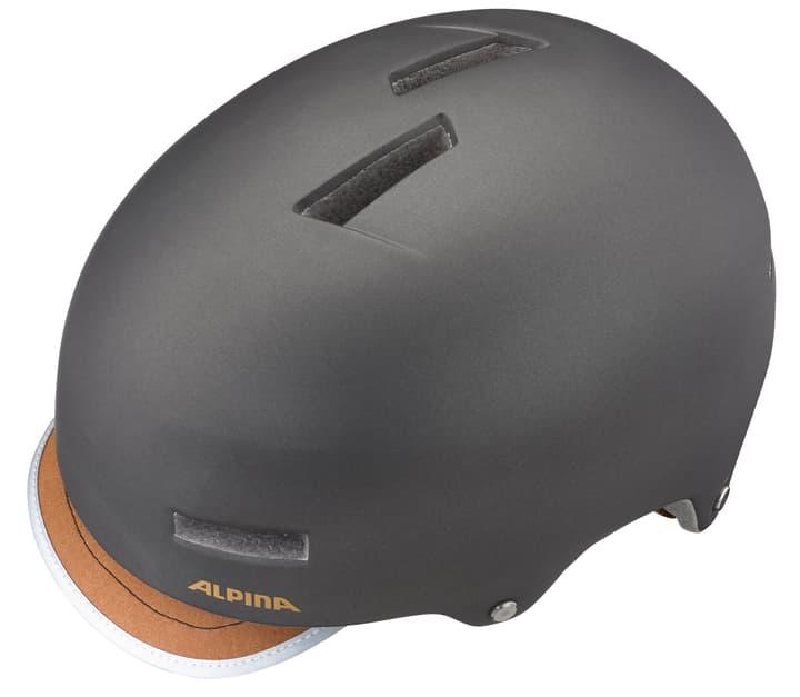 Grunerlokka Casque de vélo Alpina 470292657386 Couleur antracite Taille 57-61 Photo no. 1