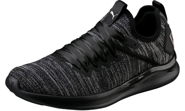 puma ignite flash schwarz