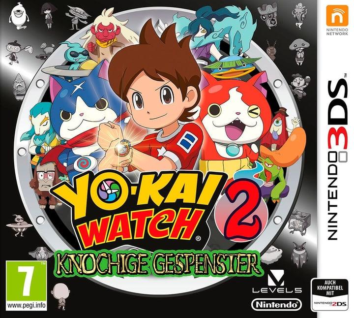 3DS - Yo-Kai Watch 2: Knochige Gespenster Physique (Box) 785300122030 Photo no. 1