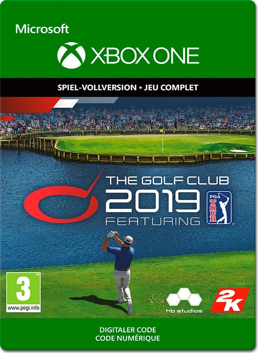Xbox One - The Golf Club 2019 Download (ESD) 785300140334 Photo no. 1