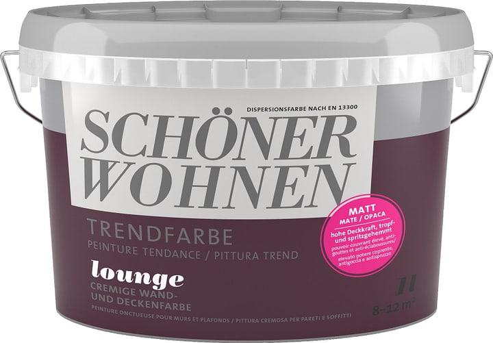 Couleur tendance mate Schöner Wohnen 660907000000 Couleur Lounge Contenu 1.0 l Photo no. 1
