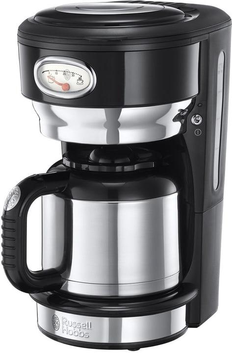 Retro Thermo 21711-56 Schwarz Macchina per caffè filtro Russel Hobbs 785300137172 N. figura 1