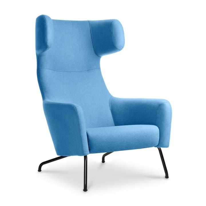 SENADO Sessel 360021496527 Grösse B: 79.0 cm x T: 96.0 cm x H: 107.0 cm Farbe Hellblau Bild Nr. 1