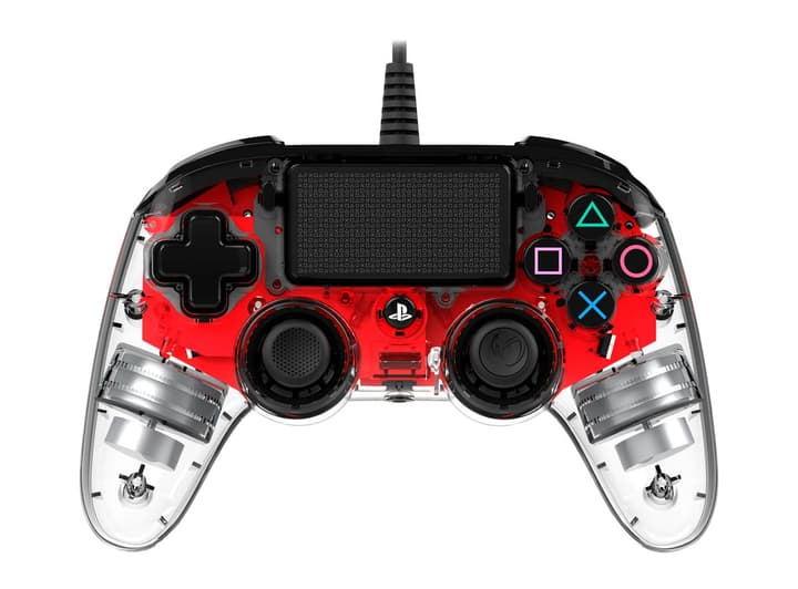 Gaming PS4 manette Light Edition rouge Nacon 785300130462 Photo no. 1