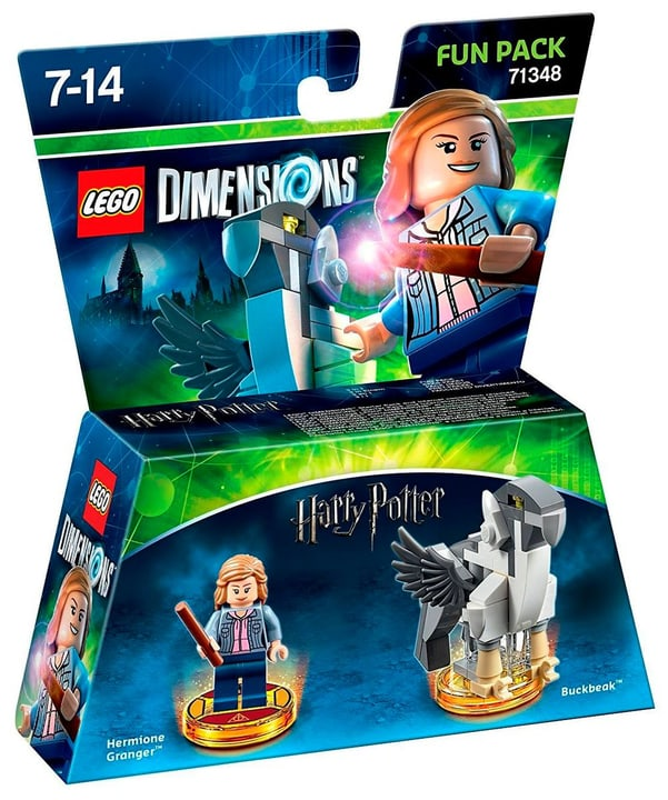 LEGO Dimensions Fun Pack - Harry Potter Hermoine Granger 785300122144 Photo no. 1