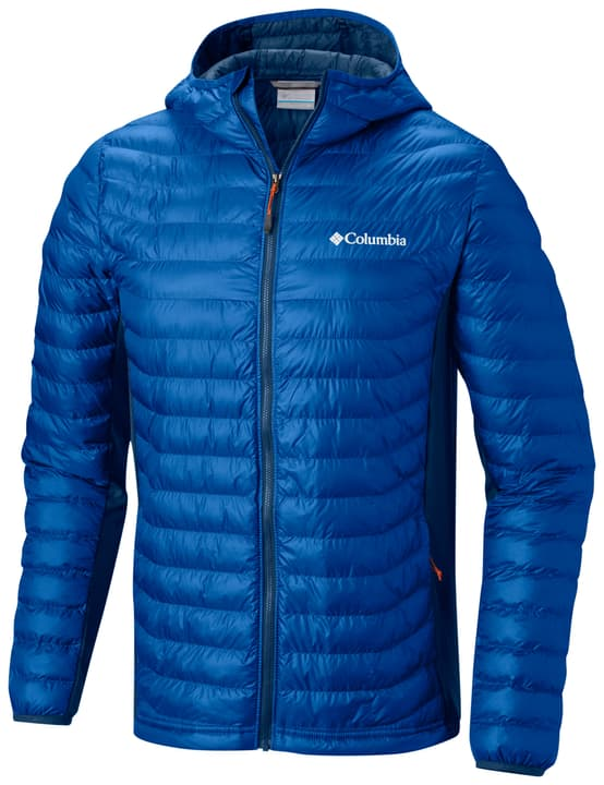 Powder Lite Veste isolante pour homme Columbia 462773200342 Couleur bleu azur Taille S Photo no. 1