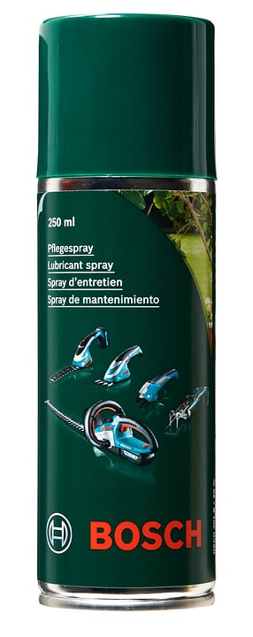 Spray d'entretien Taille-haies Bosch 630746100000 Photo no. 1