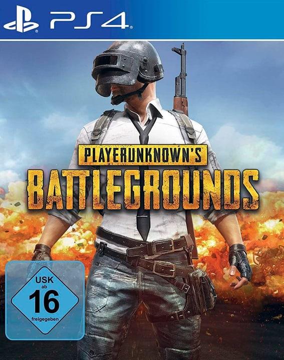 PS4 - Playerunknown´s Battlegrounds Box 785300140393 Photo no. 1
