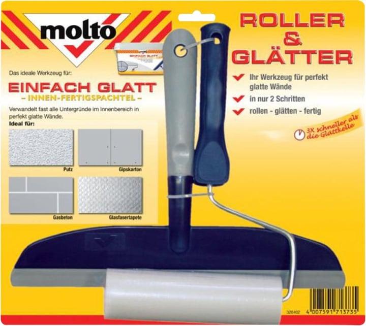 Einfach Glatt Roller und Glätter Molto 676035500000 Bild Nr. 1