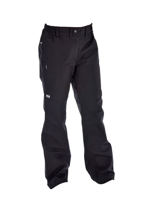 Packable Pant Pantaloni impermeabili da donna Helly Hansen 498418800320 Colore nero Taglie S N. figura 1