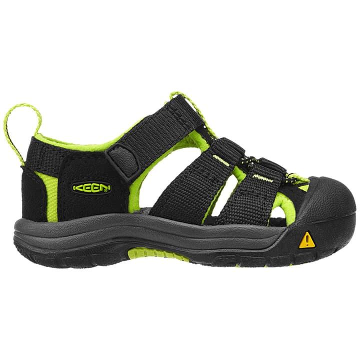 Newport H2 Sandales de trekking pour enfant Keen 460672121020 Couleur noir Taille 21 Photo no. 1