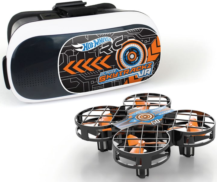 Kit de course Cyber Drone FPV Hot Wheels 746236400000 Photo no. 1