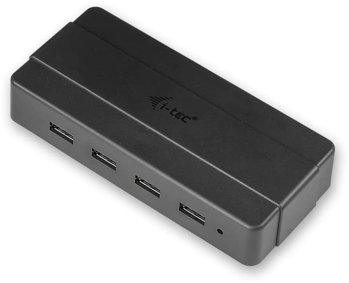 USB 3.0 Charging HUB 4 Port + Power Adapter Charging Hub i-Tec 785300147226 N. figura 1