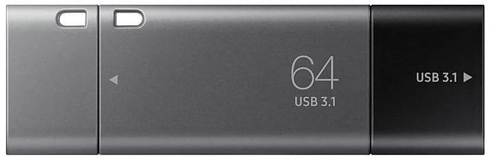 USB-C 3.1 Duo Plus 64GB USB-Stick Samsung 798272400000 Bild Nr. 1